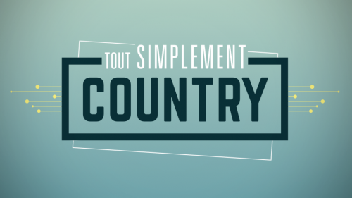 Tout simplement country